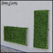 click to enlarge on green wall fake plants with boxwood artificial outdoor living wall 48in l x 24in h