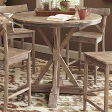 rustic round table. Largo Callista Round Counter Height Table - Item Number: D680-36 Rustic T