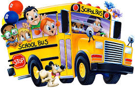 Image result for bus moving clipart