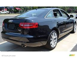 Brilliant Black 2009 Audi A6 3.0T quattro Sedan Exterior Photo ...