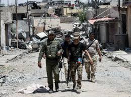 Resultado de imagen para Mosul, en medio de la ofensiva contra el Estado Islámico