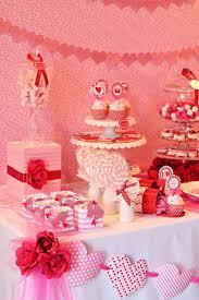 Gorgeous Valentines Day Table Decorating Ideas True Love Dessert