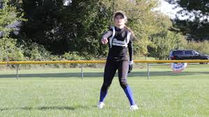 Ava Jensen - Class of 2021 Softball Recruitment Video - YouTube