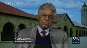 q a thomas sowell feb video c span org