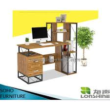 home office furniture ct ct. Practical Home Office Desk With Drawer And Shelf In Oak Color Furniture Ct N