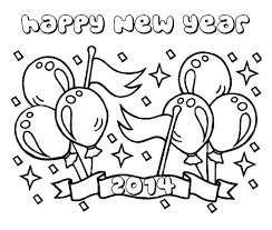 It's a fresh start and. 2014 New Year Coloring Page Coloring Page Book For Kids