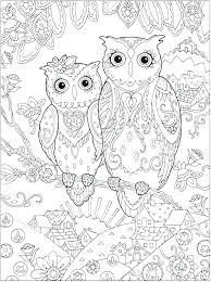 Free Printable Owl Mandala Coloring Pages Printable Owl Coloring
