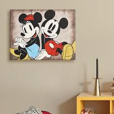 crazy mickey mouse wall art interior decor home disney s minnie canvas cheap metal on mickey mouse metal wall art with mickey mouse wall art japs fo