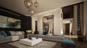 Muslim Furniture  Furniture From Busnelli This Chic And Elegant Islamic Room Design