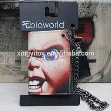Чаки серии ребенка играть <b>фигурку bioworld</b> кошелек висит талии