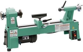 best mini midi small wood lathe reviewed tested in  grizzly h8259
