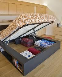 under bed storage system