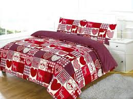 small size of cotton duvet covers king size details about quilt cover love flower cotton rich