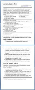 Nurse Resume Templates Registered Template Free Resume Examples