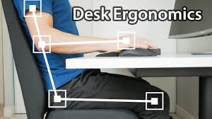 ergonomic desk setup. 5 Ways You\u0027re Sitting Wrong At Your Desk - Computer Setup Ergonomics Ergonomic
