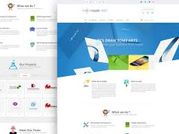 23 Psd Website Templates Free Templates Download
