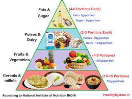 Healthy And Balanced Diet Chart Balanced Diet Chart 7 648 X 865 Making The Web Com