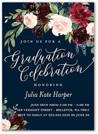 Invitation For Graduation Graduation Invitation Wording Guide For 2019 Shutterfly
