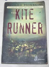 the kite runner first edition arc uncorrected prood khaled hosseini