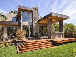 Small Picture Modern Front Home Garden Design Image