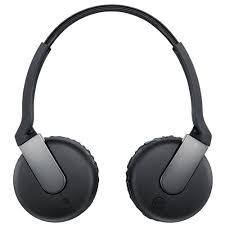 sony on ear headphones. new sony dr-btn200m bluetooth wireless over ear headset headphones nfc black sony on ear headphones