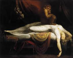 i can only tell it at night the nightmares of henry fuseli the i can only tell it at night the nightmares of henry fuseli