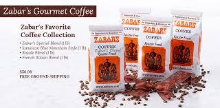 zabar s favorite coffee collection