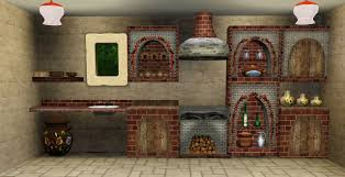 Mexican Kitchen Sims 3 Updates Simspilar39mx Mexican Kitchen Set By Pilar39mx