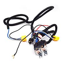 ceramic h headlight relay wiring harness wiring diagram and hernes h4 headlight 2 headl relay wiring harness car light bulb socket
