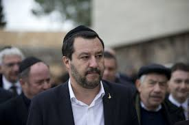See more of matteo salvini on facebook. Netanyahu Hails Italy S Salvini As Great Friend Of Israel