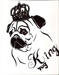 Small Picture Pug Coloring Pages Archives Best Of Pug Coloring Page glumme