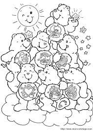 Disegni Gli Orsetti Del Cuore