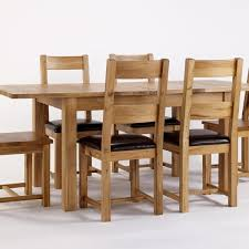 westbury reclaimed oak extending table 4 or 6 oak chairs timber or leather seats table 4 timber seat chairs