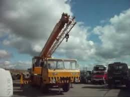 Coles 25 Ton Crane Load Chart Coles Crane Hydra 25 28t 6x4 1979