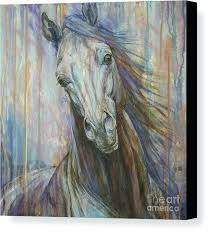 fascinating horse canvas art horse canvas print featuring the painting tempest by shadow rider horse canvas on shadow rider horse canvas wall art with fascinating horse canvas art vitakoci