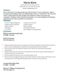 courtesy clerk resume samples accounting clerk job resume sample ...