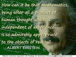 Einstein Quotes Fascinating Albert Einstein Quotes On Mathematics From 48 Science Quotes