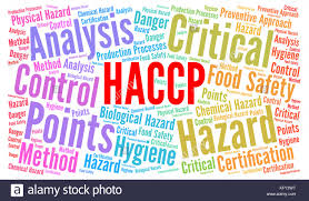 Haccp Word Cloud Concept Stock Photo 164708932 Alamy