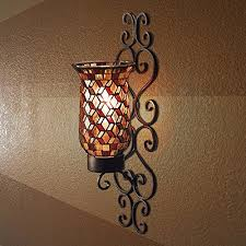 wall sconces candle holder wall sconce