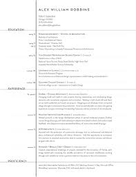 Cv Resume Fascinating Gallery Of The Top Architecture RésuméCV Designs 44