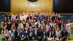 winners of multilingual essay contest to meet at united nations 2015 many languages one world winners at united nations headquarters