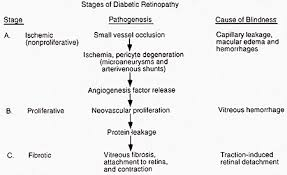 Diabetes Stages Chart Food Chart For Diabetics In India Salemfreemedclinic Diabetes