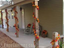 porch column wraps. Porch Column Wraps