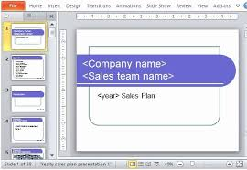 4 Year Plan Template Four Year Plan Template Awesome 6 Business Plan Sales