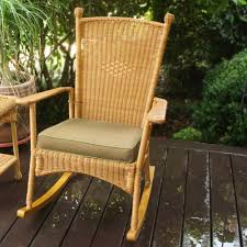 outdoors rocking chairs. Tortuga Outdoor Portside Wicker Classic Rocking Chair Outdoors Chairs
