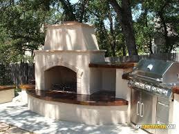 outdoor fireplace with arizona natural flagstone rancho murieta california