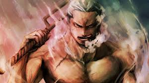 Smoker One Piece Wallpapers - Top Free ...