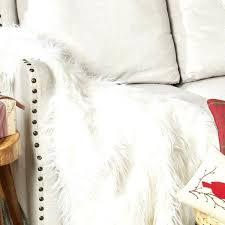 white faux fur throw. Plain Faux White Faux Fur Throw Blanket Target Home Fashion Lion Pile Inside White Faux Fur Throw F