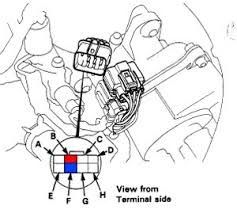 crankshaft position sensor honda tech