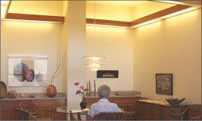 Diffused lighting fixtures Diffused Light Wallmounted Valance Lights Diffuse Light Both Down The Wall And Up Onto The Upper Healio Lighting Solutions For Contemporary Problems Of Older Adults